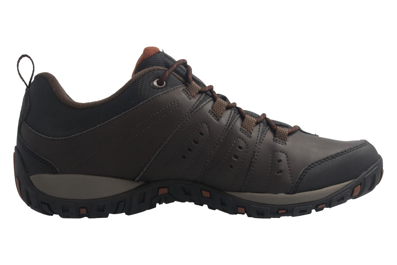 Columbia - Woodburn II WP - Herren Outdoor - Trekkingschuhe - Braun Schuhe in Übergrößen – Bild 3