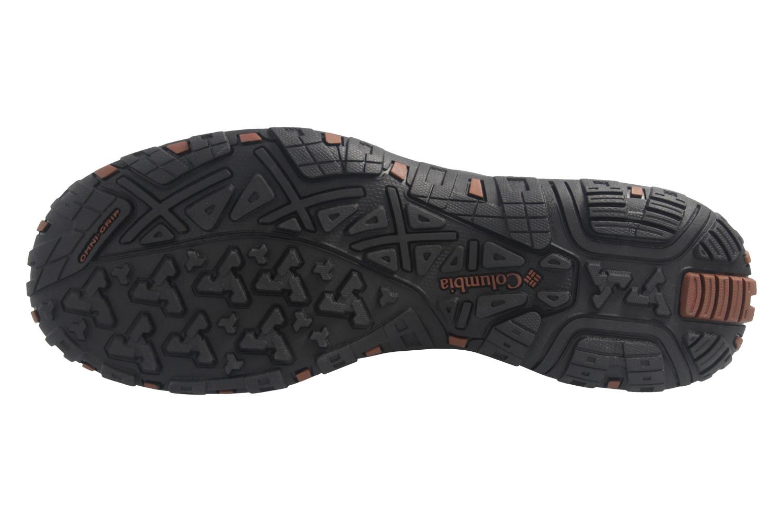 Columbia - Woodburn II WP - Herren Outdoor - Trekkingschuhe - Braun Schuhe in Übergrößen – Bild 6