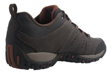 Columbia - Woodburn II WP - Herren Outdoor - Trekkingschuhe - Braun Schuhe in Übergrößen – Bild 4