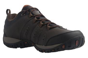 Columbia - Woodburn II WP - Herren Outdoor - Trekkingschuhe - Braun Schuhe in Übergrößen – Bild 5