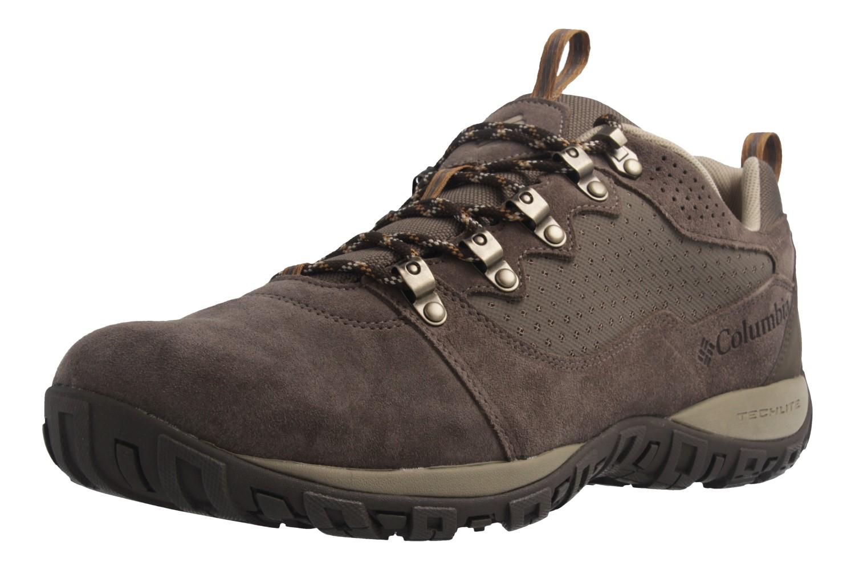 Columbia - Peakfreak Venture Low WP - Herren Outdoor  - Braun Schuhe in Übergrößen – Bild 1