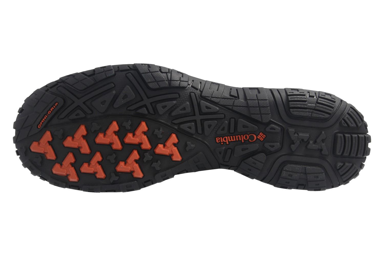 Columbia - Peakfreak Venture Low WP - Herren Outdoor  - Grau Schuhe in Übergrößen – Bild 6