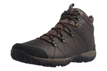 Columbia - Peakfreak Venture Mid WP - Herren Outdoor  - Braun Schuhe in Übergrößen – Bild 1