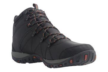 Columbia Outdoor Trekkingschuhe in Übergrößen Schwarz BM 3991-010 große Herrenschuhe – Bild 5