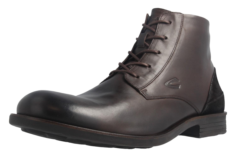 CAMEL ACTIVE - Herren Boots Gore Tex - Mocca - Braun Schuhe in Übergrößen – Bild 1