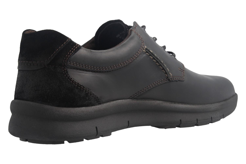 CAMEL ACTIVE - Herren Halbschuhe Ride - Schwarz Schuhe in Übergrößen – Bild 3