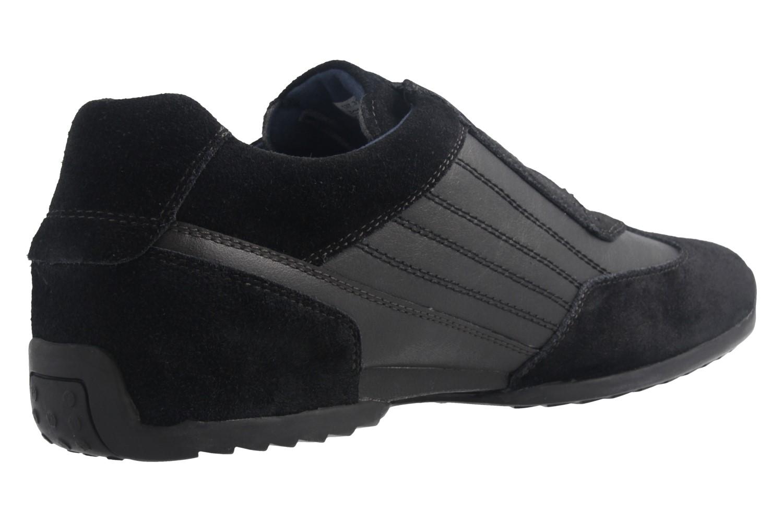 CAMEL ACTIVE - Herren Halbschuhe Slipper Space - Schwarz Schuhe in Übergrößen – Bild 3