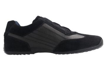 CAMEL ACTIVE - Herren Halbschuhe Slipper Space - Schwarz Schuhe in Übergrößen – Bild 4
