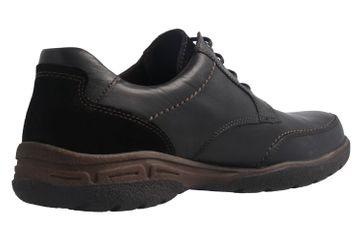 CAMEL ACTIVE - Herren Halbschuhe Bolzano - Schwarz Schuhe in Übergrößen – Bild 3