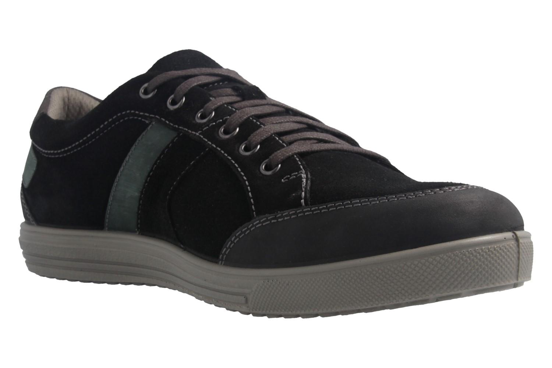 JOMOS - Herren Halbschuhe - 314304 151 0049 Schwarz -Schuhe in Übergrößen – Bild 5