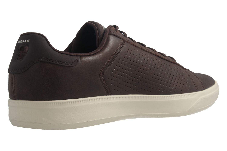 Skechers GO VULC 2 GRANDEUR Sneakers in Übergrößen Braun 54323/CHOC große Herrenschuhe – Bild 3