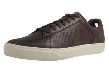 Skechers Sneakers in Übergrößen Braun 54323/CHOC große Herrenschuhe
