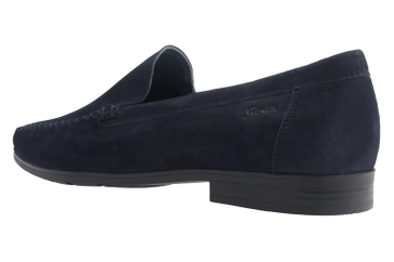 SIOUX - Campina HW - Damen Mokassin - Blau Schuhe in Übergrößen – Bild 2
