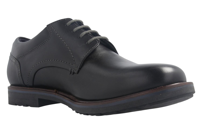 SIOUX - Dillon XL - Herren Halbschuh - Schwarz Schuhe in Übergrößen – Bild 5