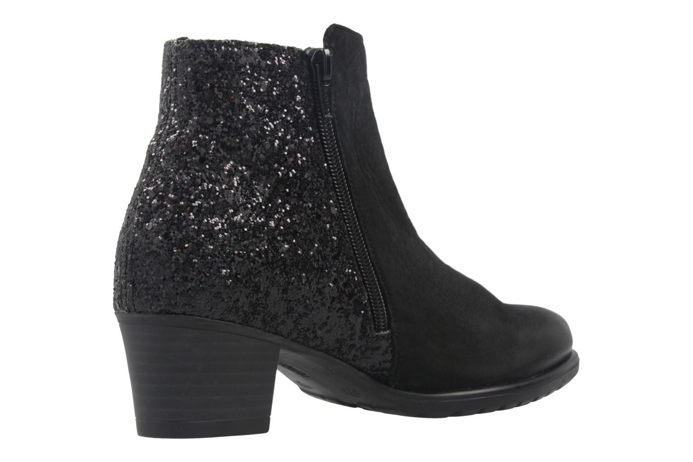REMONTE - Damen Stiefeletten - Schwarz Schuhe in Übergrößen – Bild 3