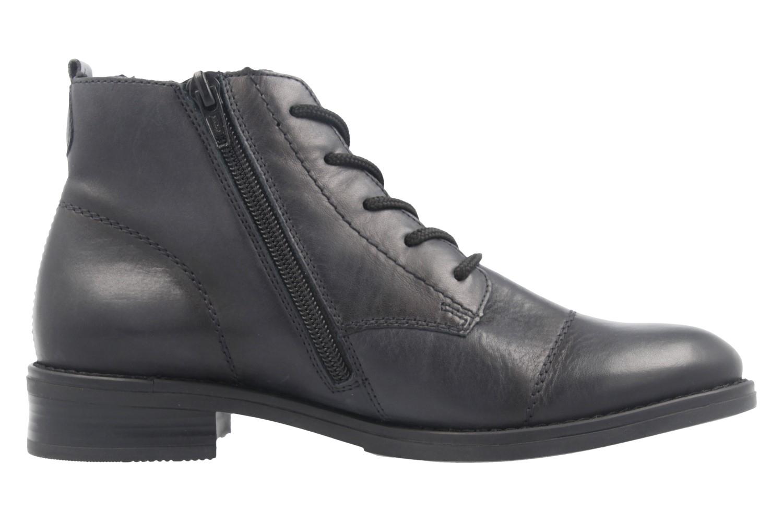 REMONTE - Damen Boots - Blau Schuhe in Übergrößen – Bild 5