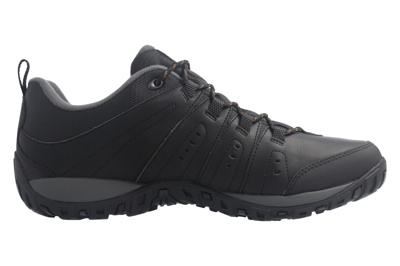 Columbia - Woodburn II WP - Herren Outdoor - Trekkingschuhe - Schwarz Schuhe in Übergrößen – Bild 4