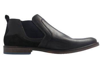FRETZ MEN - Herren Chelsea Gore Tex Boots- Oskar - Schwarz Schuhe in Übergrößen – Bild 4