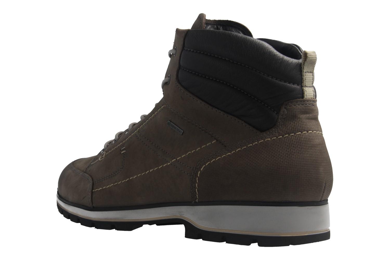 FRETZ MEN - Herren Business Gore Tex Boots - Walk - Grau Schuhe in Übergrößen – Bild 2