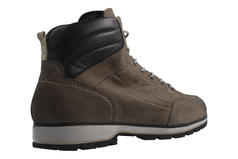 FRETZ MEN - Herren Business Gore Tex Boots - Walk - Grau Schuhe in Übergrößen – Bild 3
