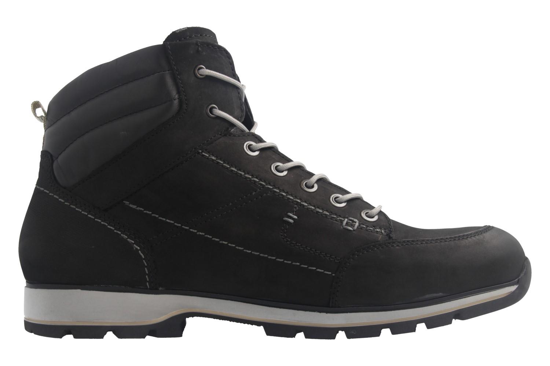 FRETZ MEN - Herren Business Gore Tex Boots - Walk - Schwarz Schuhe in Übergrößen – Bild 4