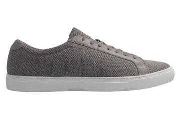 LACOSTE - Herren Sneaker - L12.12 317 - Grau Schuhe in Übergrößen – Bild 4
