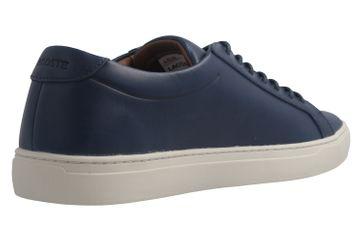 Lacoste Sneaker in Übergrößen Blau L12.12.317_1NVY große Herrenschuhe – Bild 3