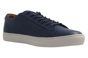 LACOSTE - Herren Sneaker - L12.12 317 - Blau Schuhe in Übergrößen – Bild 5