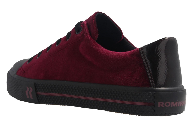 ROMIKA - Damen Halbschuhe - Soling 08 - Bordo Schuhe in Übergrößen – Bild 2