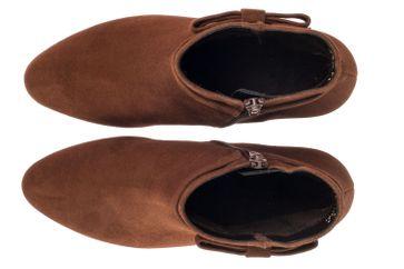 GABOR - Damen Stiefeletten - Braun Schuhe in Übergrößen – Bild 7