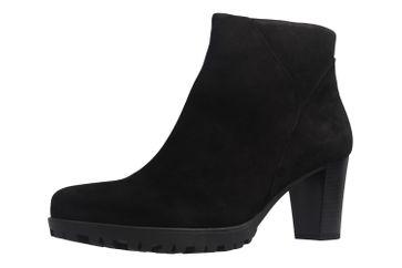 GABOR - Damen Stiefeletten - Schwarz Schuhe in Übergrößen – Bild 1