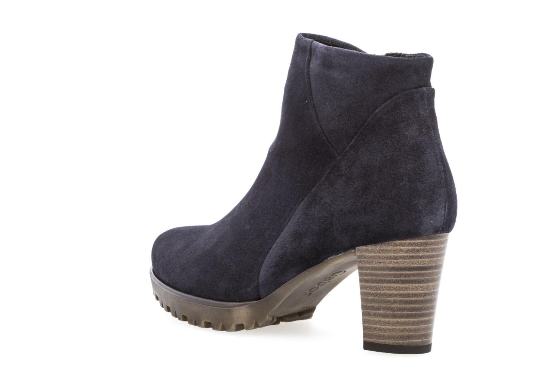 GABOR - Damen Stiefeletten - Blau Schuhe in Übergrößen – Bild 2