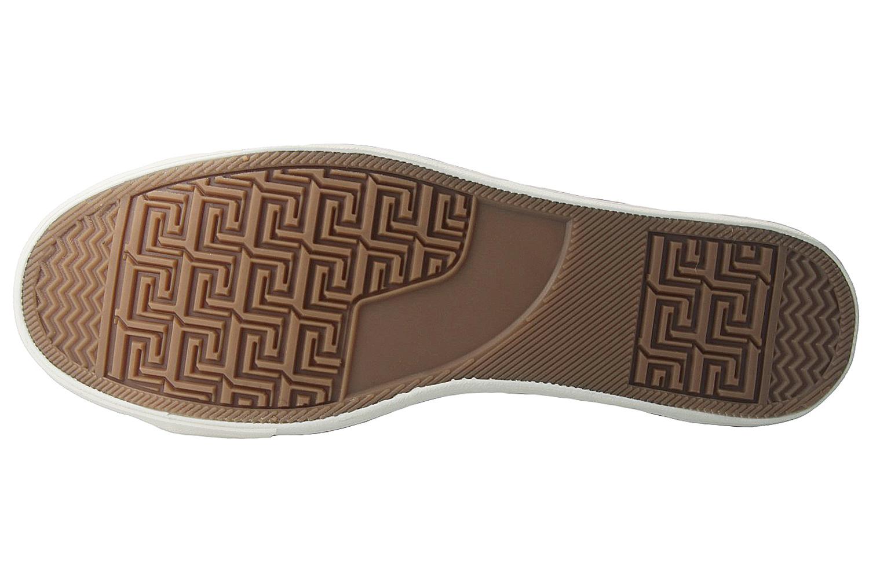 MUSTANG - Damen High Top Sneaker - Bordeaux Schuhe in Übergrößen – Bild 6