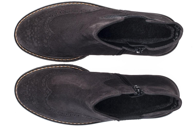 GABOR - Damen Stiefeletten - Grau Schuhe in Übergrößen – Bild 7