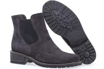 GABOR - Damen Stiefeletten - Grau Schuhe in Übergrößen – Bild 6
