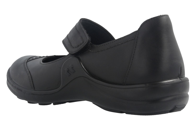 ROMIKA - Damen Halbschuhe - Maddy 30 - Schwarz Schuhe in Übergrößen – Bild 2