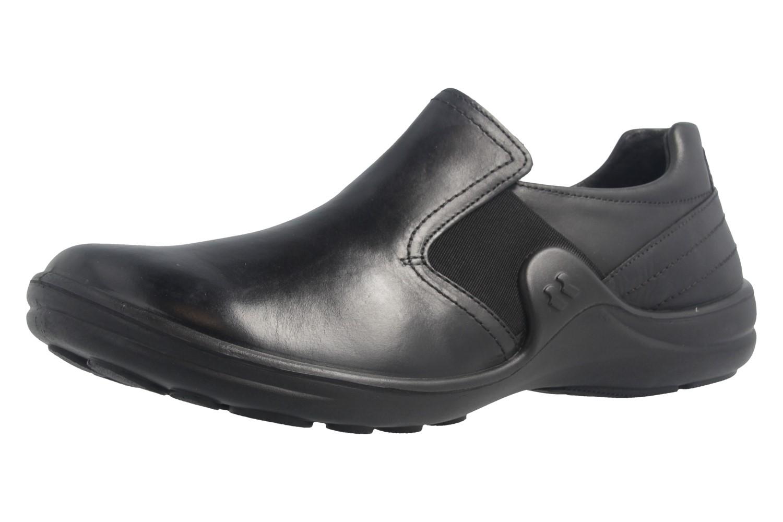 ROMIKA - Damen Halbschuhe - Maddy 29 - Schwarz Schuhe in Übergrößen – Bild 1
