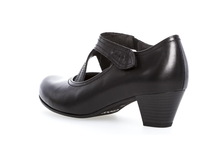 GABOR - Damen Spangenpumps - Schwarz Schuhe in Übergrößen – Bild 2