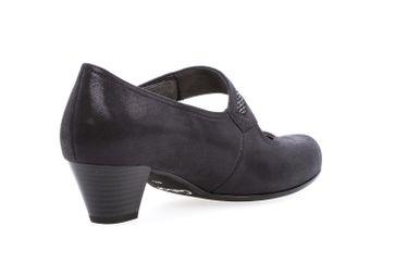 GABOR - Damen Spangenpumps Trotteur - Blau Schuhe in Übergrößen – Bild 3