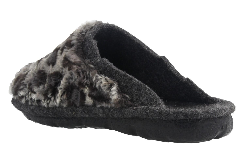 ROMIKA - Mikado 99 - Damen Hausschuhe - Grau Schuhe in Übergrößen – Bild 2