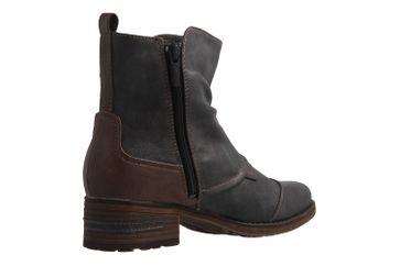 MUSTANG - Damen Boots - Grau Schuhe in Übergrößen – Bild 3