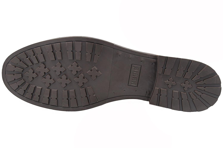 Mustang Shoes Boots in Übergrößen Braun 4865-507-301 große Herrenschuhe – Bild 6