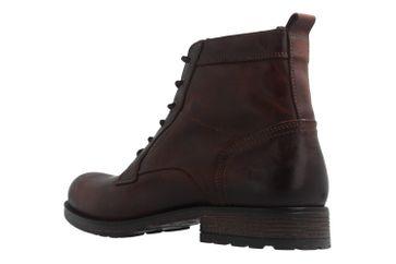Mustang Shoes Boots in Übergrößen Kastanie 4865-507-301 große Herrenschuhe – Bild 2
