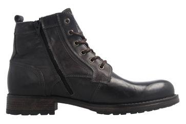 MUSTANG - Herren Boots - Grau Schuhe in Übergrößen – Bild 4