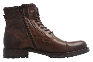 MUSTANG - Herren Boots - Braun Schuhe in Übergrößen – Bild 4