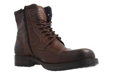 MUSTANG - Herren Boots - Braun Schuhe in Übergrößen – Bild 5