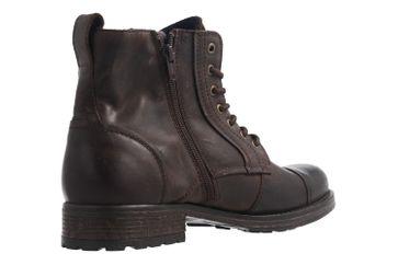 MUSTANG - Herren Boots - Braun Schuhe in Übergrößen – Bild 3