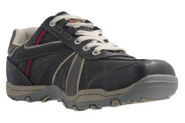 Mustang Shoes Sneaker in Übergrößen Grau 4027-316-200 große Herrenschuhe – Bild 5
