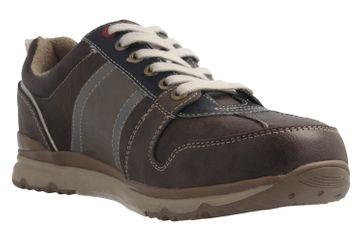 Mustang Shoes Halbschuhe in Übergrößen Braun 4095-302-32 große Herrenschuhe – Bild 5