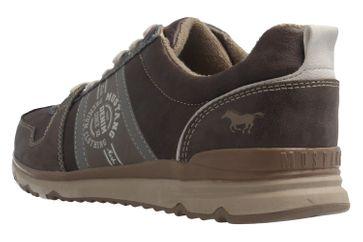 Mustang Shoes  Halbschuhe in Übergrößen Dunkelbraun 4095-302-32 große Herrenschuhe – Bild 2